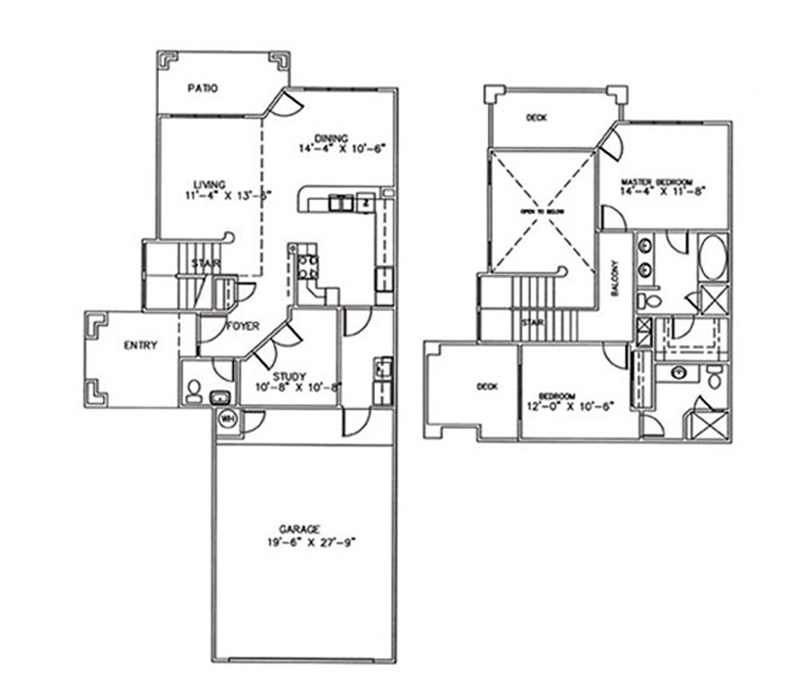 2 Bedrooms, Study, 2.5 Baths, Outdoor Kitchen,2 Car Garage